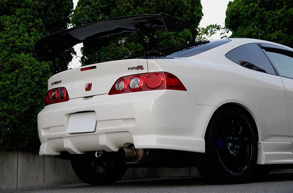 USED JDM Fujitsubo RM-01A Exhaust DC5 Integra Type R RSX ...