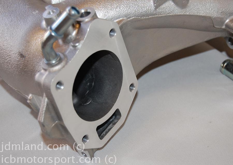 Honda Rbc Intake Manifold on 1995 Honda Civic Engine