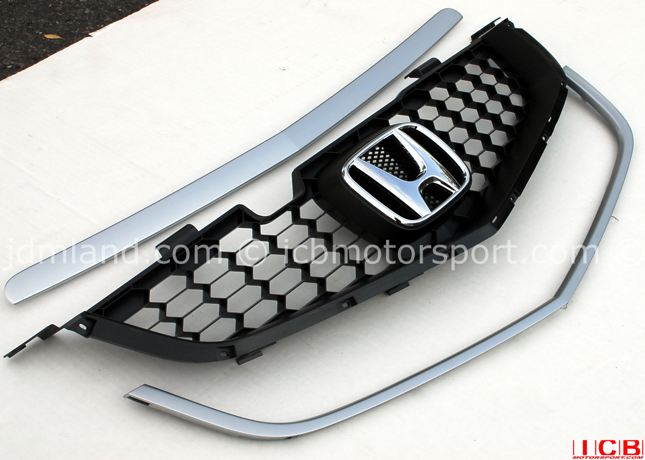 Accord Euro R oder Type S Grill für CL/CN Preface - Honda Accord Forum