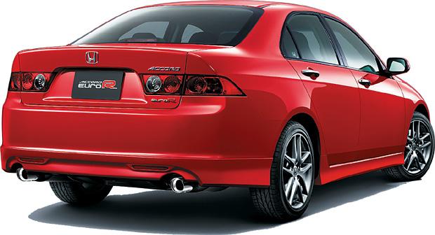 Honda Accord Sport >> JDM CL7 Accord Euro R Rear Lip Spoiler 2006-2008 NH624P NH658P NH700M