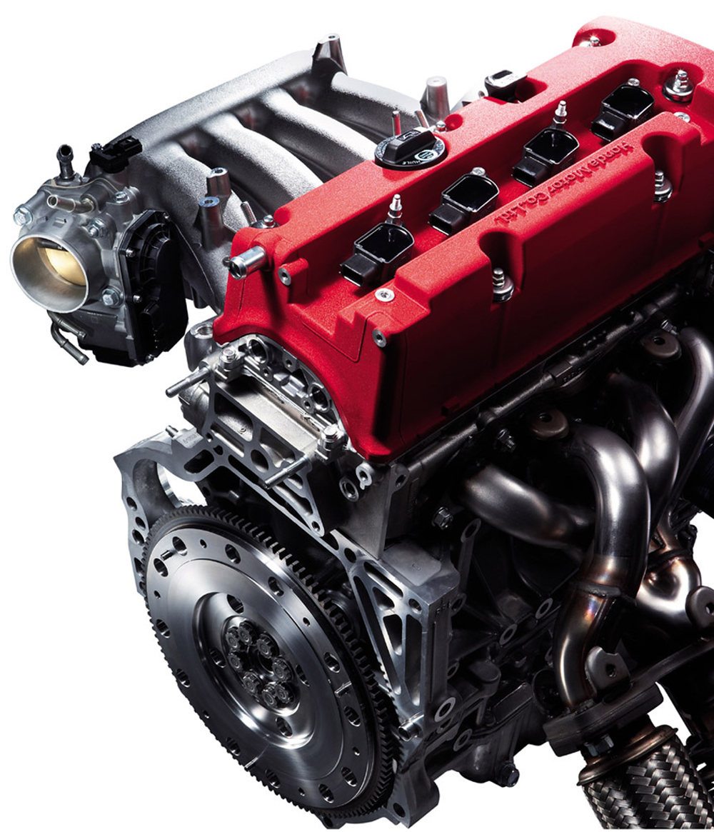 2008 Honda Civic Si Mugen For Sale JDM Civic FD2 Type R CTR Red Valve Cover 06-11