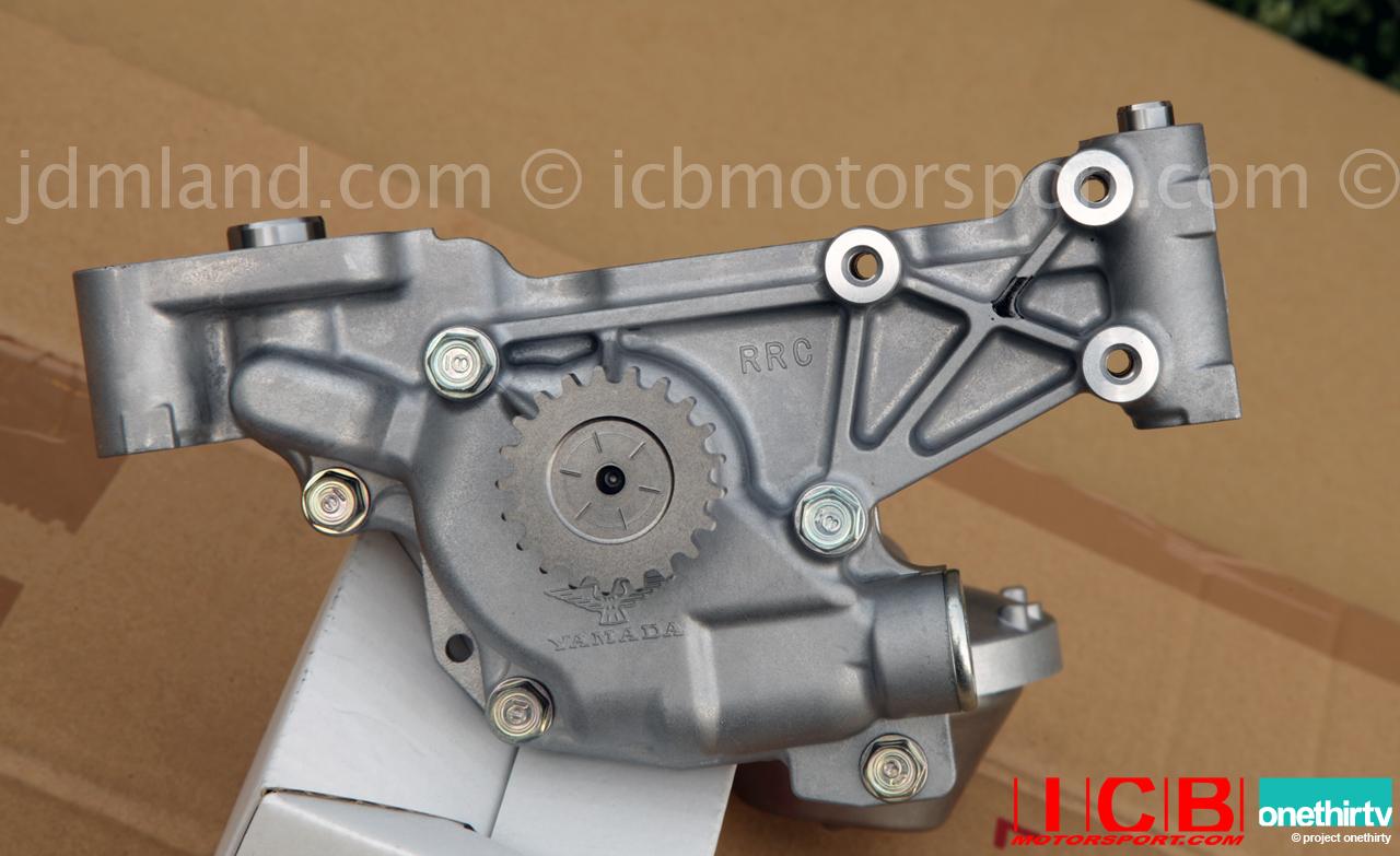 JDM FD2 Civic Type R CTR RRC Oil Pump FD2 Type R K20A