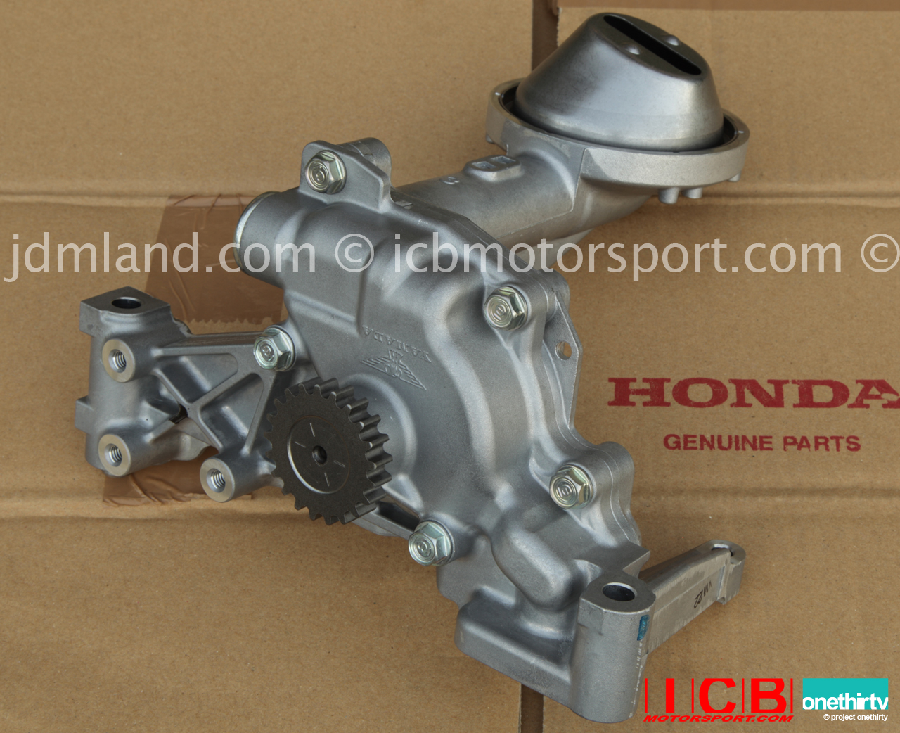 JDM FD2 Civic Type R CTR RRC Oil Pump FD2 Type R K20A. Brand New In ...