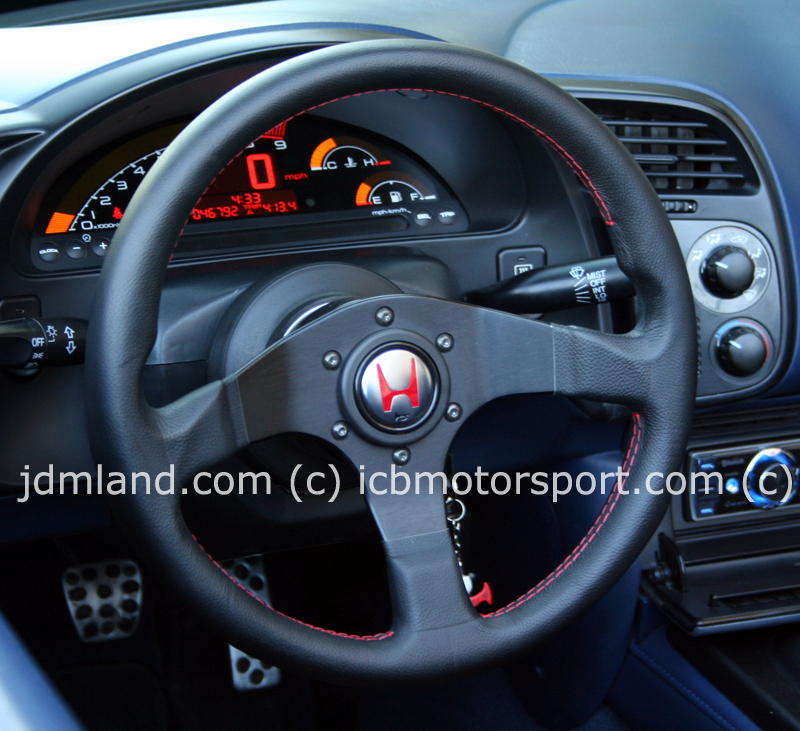 Momo Steering Wheel Honda Momo Tuner Steering Wheel