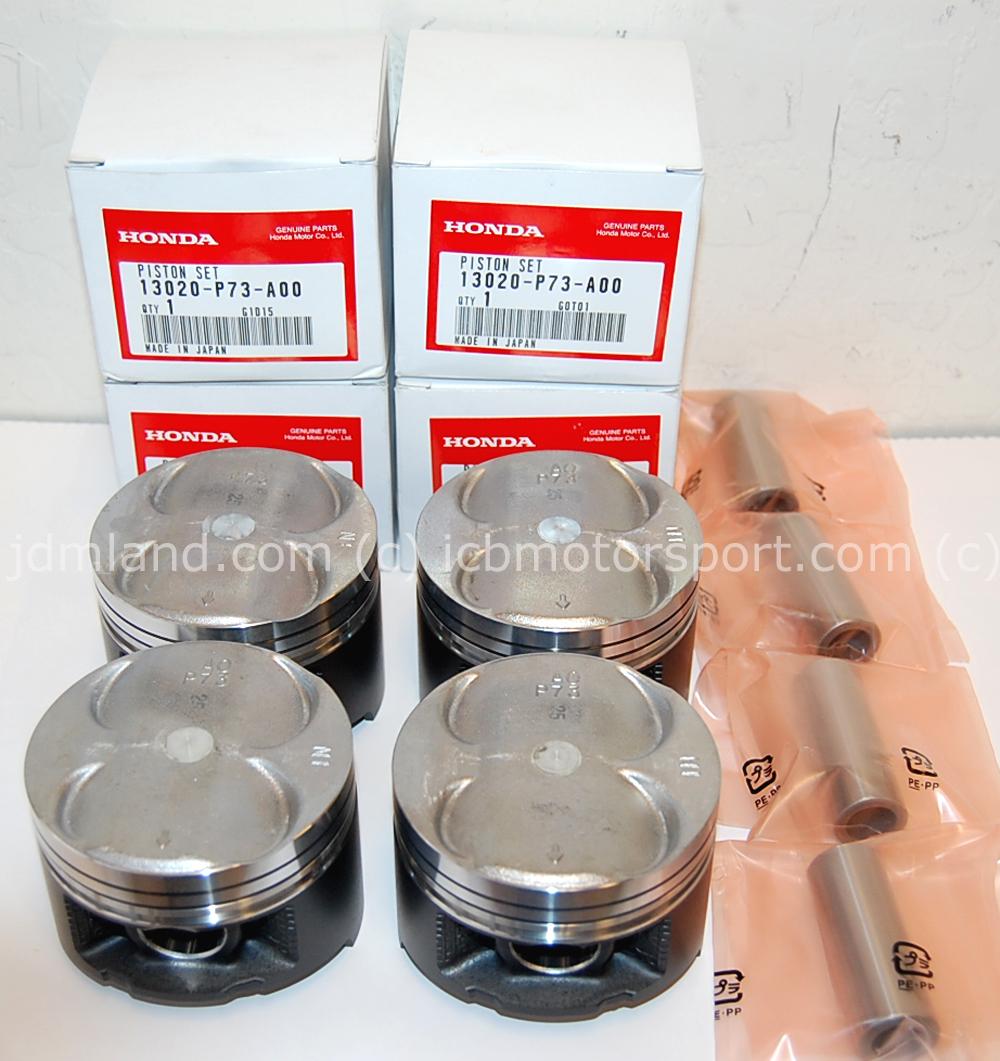 usdm integra dc type  piston kit bc  cr standard size