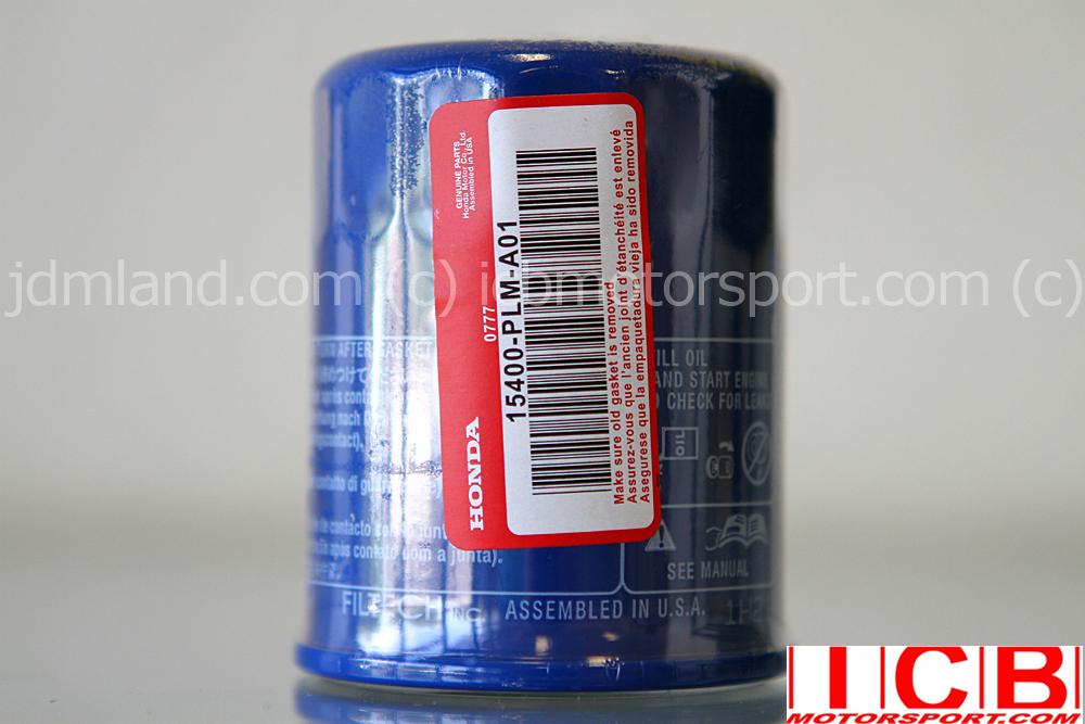 Oil Filter H22a