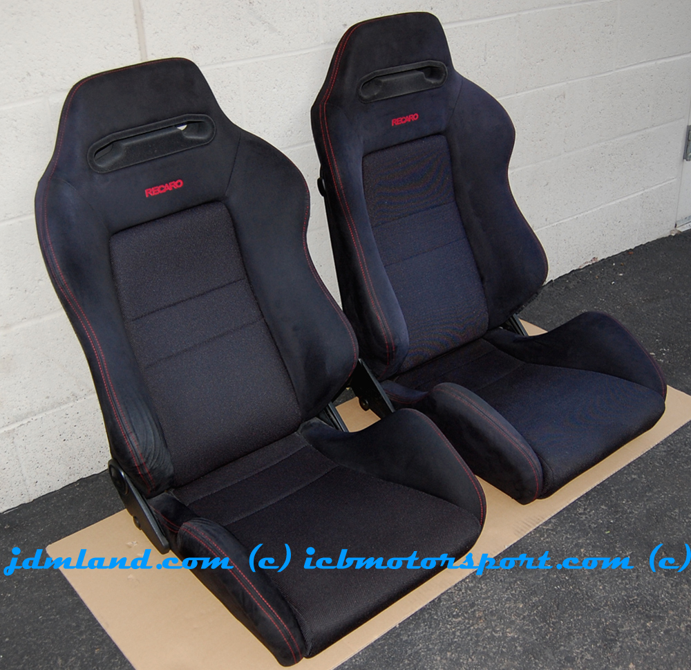 Used Honda DC2 Integra Type R Black Recaro Seats Condition