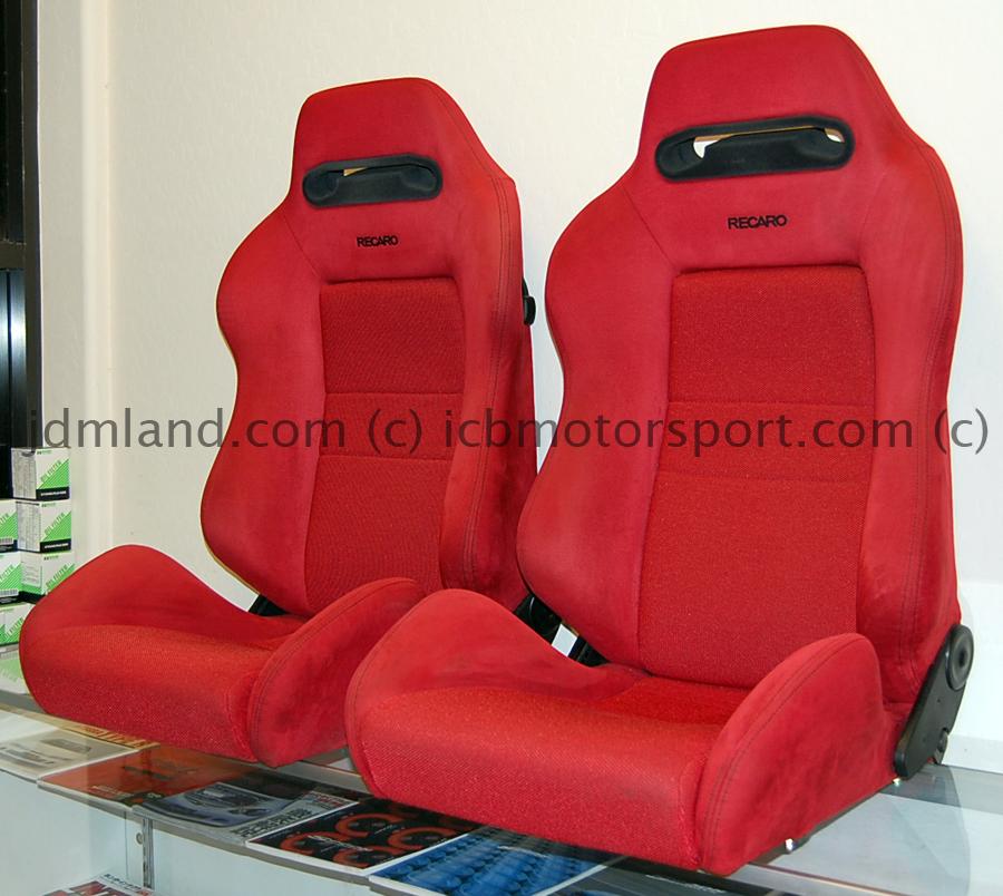 Used Honda DC2 Integra Type R Red Recaro Seats Mint Sold