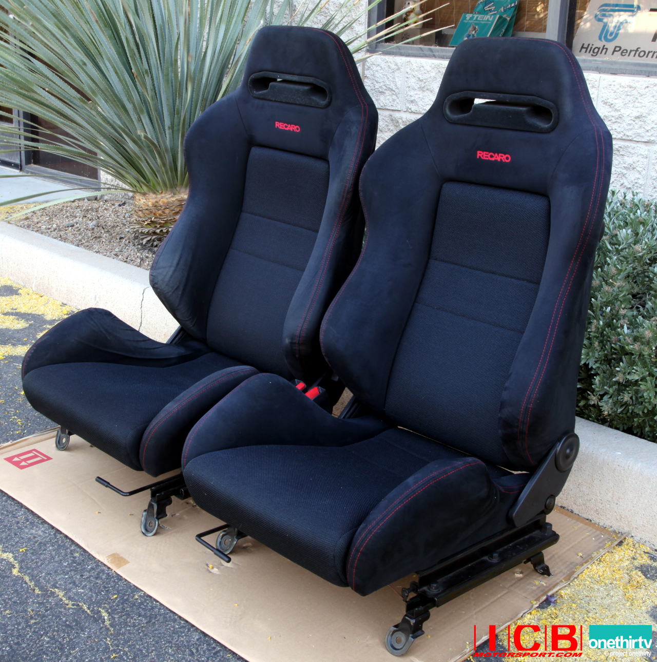 Used Honda Db8 Integra Type R Black Recaro Seats Sold