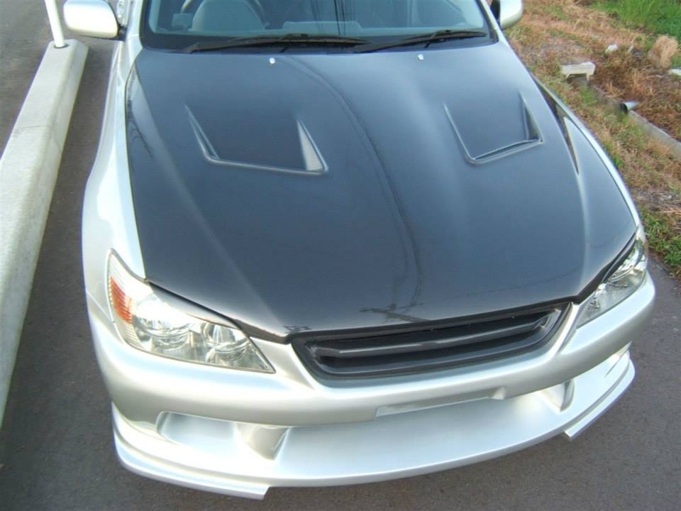 Jblood Toyota Altezza Sxe10 Lexus Is300 Carbon Fiber