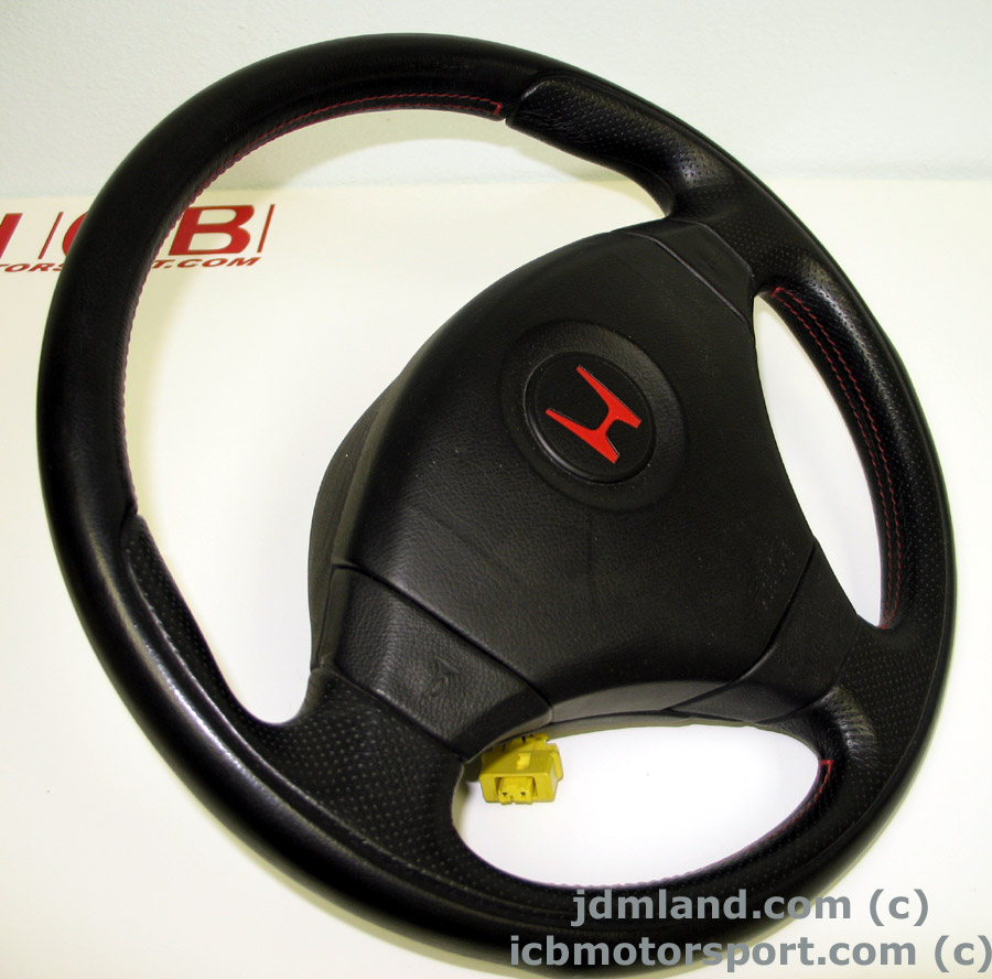 how to change steering wheel ek civic 96