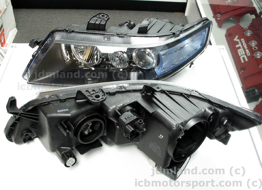 Jdm Accord Euro R Cl7 Cl9 Tsx Headlamp Set 06 08
