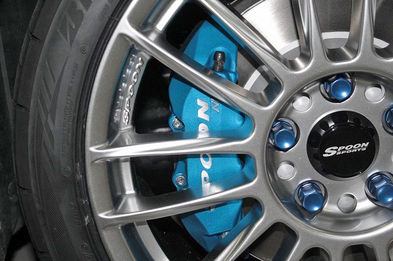 Honda S2000 Specs >> Spoon Sports CR93 Wheels Hyper Silver 17X8.5 +45 offset Honda S2000 AP1 AP2
