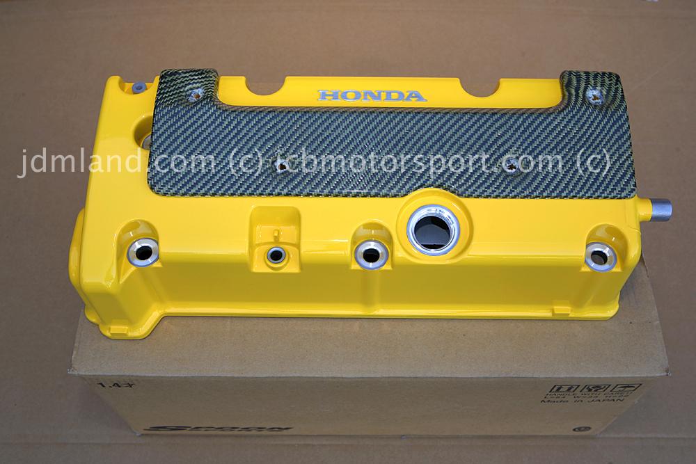 Spoon Sports K Series K20a Carbon Kelvar Plug Cover Version 2
