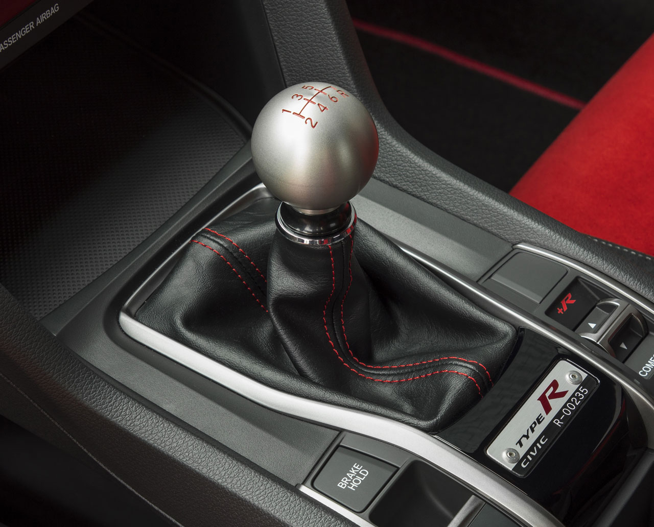 Jdm Fk8 Civic Type R 6 Speed Shift Knob Bronze
