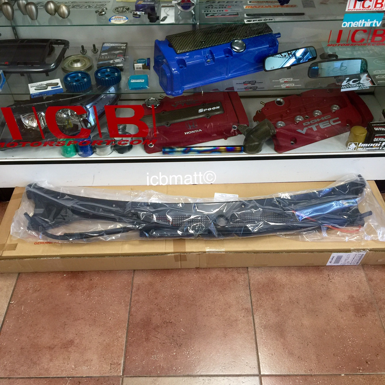 USDM Acura Integra DC2 94-01 Left Hand Drive Front