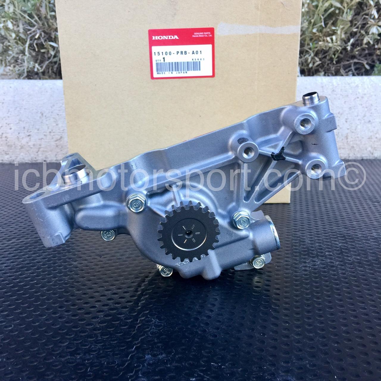 USDM DC5 Acura RSX 02-06 PRB Oil Pump 15100-PRB-A01