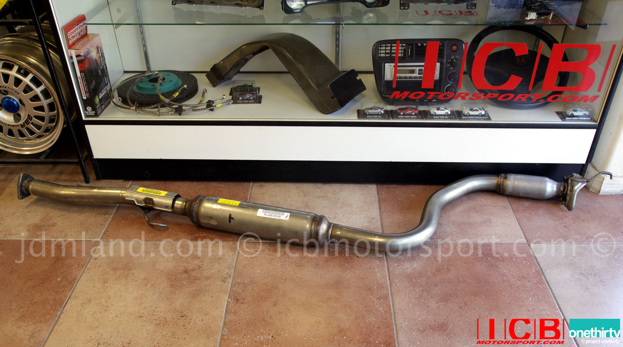 Usdm Acura Integra Dc2 Type R B Pipe Brand New 97 98 00 01