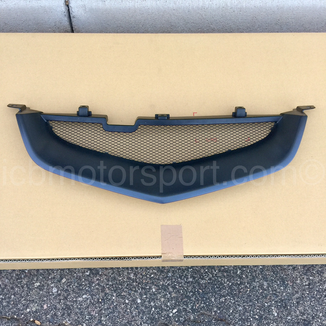 USED Mugen Front Sports Grille CL7 CL9 TSX 04-05 75100-XKB