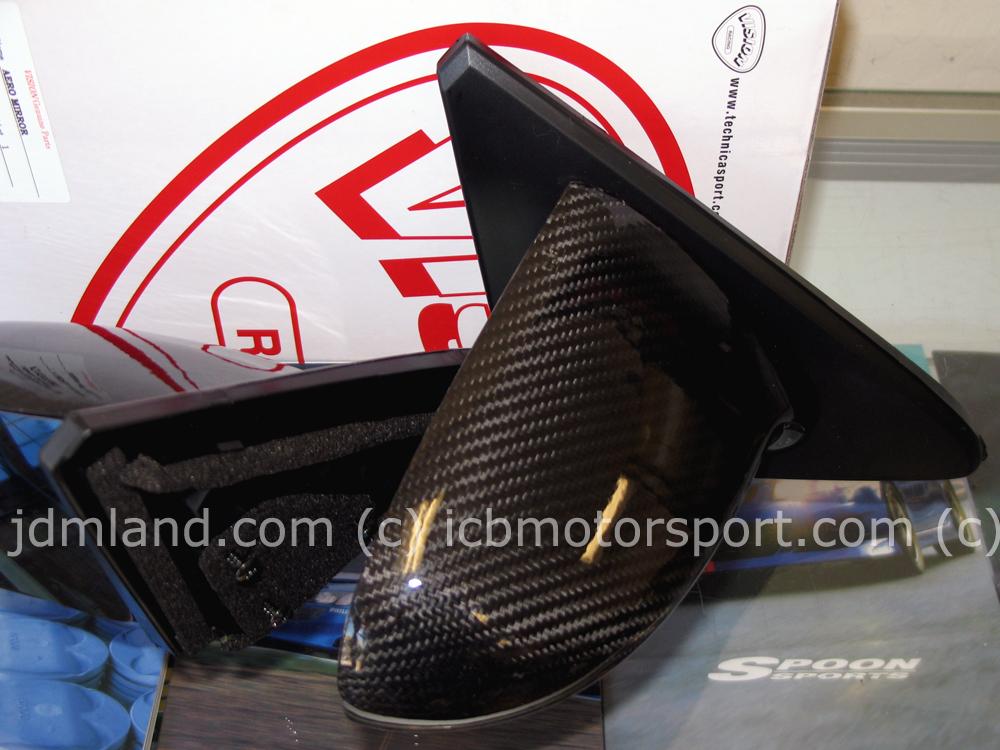 Vision Technica Type MC Aero Mirrors - Honda Civic EK4 EK9 ...