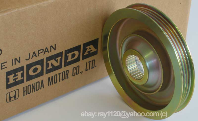 Jdm Civic Ek9 Type R Ctr N1 Crank Pulley N1 Enduro Race